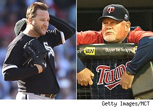 Mark Buehrle / Ron Gardenhire