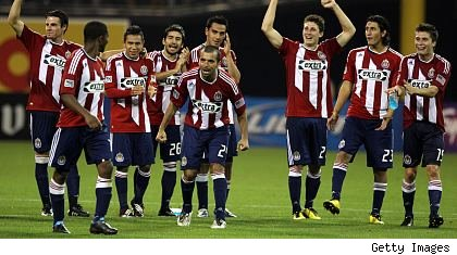 chivas usa mls