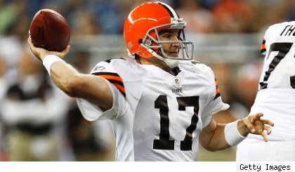 Cleveland Browns 2010 preview