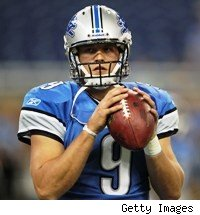 Matthew Stafford Lions season preview