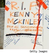 Kenny McKinley death