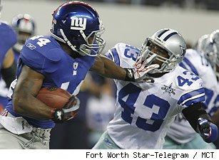 Ahmad Bradshaw