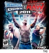 Cover of WWE video game