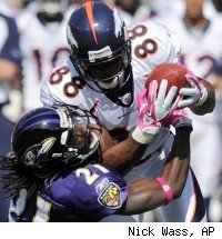 Demaryius Thomas injury