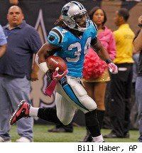 Will DeAngelo Williams ever play well enough to let me trade him for something great?