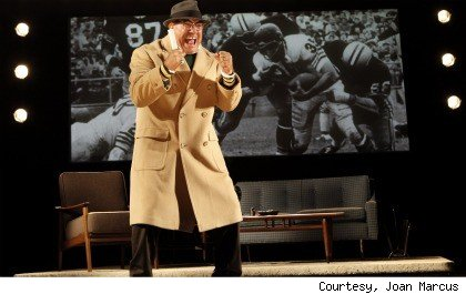 Dan Lauria as Vince Lombardi