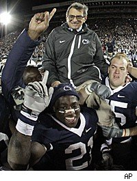 Joe Paterno 400 wins