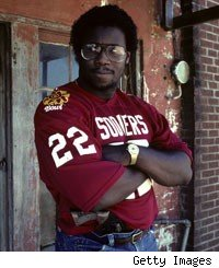 Marcus Dupree 30 for 30