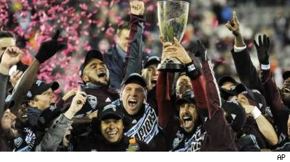 mls cup colorado rapids mls cup playoffs
