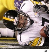 Ben Roethlisberger nose injury