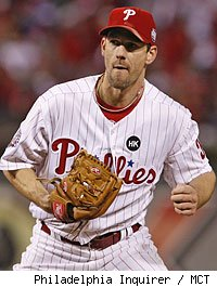 Cliff Lee to Phillies