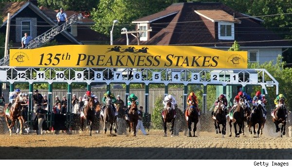 preakness 2011 logo. You can see the Preakness