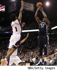Rudy Gay placed the blame for that loss solely on his shoulders afterward, ...