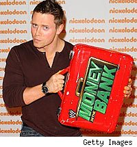 WWE Champion The Miz