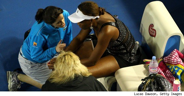 venus williams disease