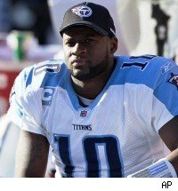 Vince Young Titans