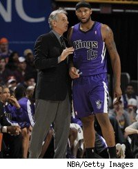 Paul Westphal, DeMarcus Cousins