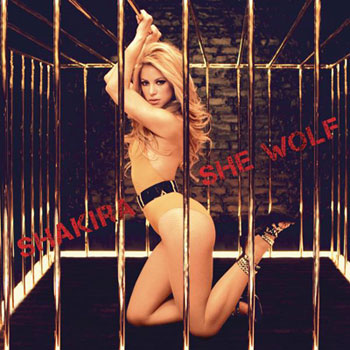 shakira album she wolf. #39;She Wolf#39; is the first single