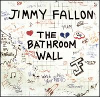 Jimmy Fallon The Bathroom Wall