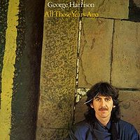George Harrison All Those Years Ago