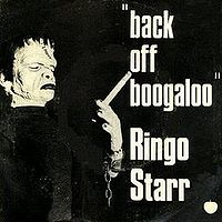 Ringo Starr Back Off Boogaloo