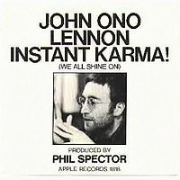 John Lennon Instant Karma We All Shine on