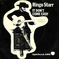 Ringo Starr It Don't Come Easy