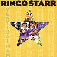Ringo Starr Vertical Man Cover