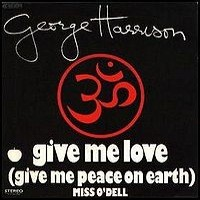 George Harrison Give Me Love Give Me Peace on Earth