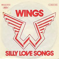 Paul mccartney silly love songs