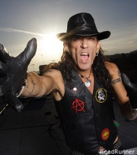 Stephen Pearcy RoadRunner