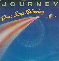 Journey Don't Stop Believing