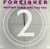 Foreigner Waiting For A Girl Like You