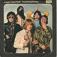 Rolling Stones Jumpin Jack Flash