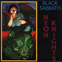 Black Sabbath Neon Knights