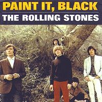 Rolling Stones Paint It, Black