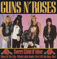 Guns N Roses Sweet Child O Mine