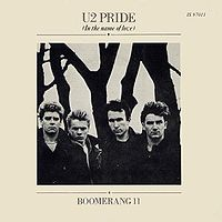 U2 Pride In The Name Of Love