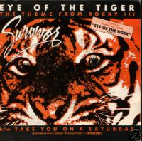 Survivor Eye Of The Tiger