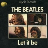 Apple Records The Beatles Let It Be