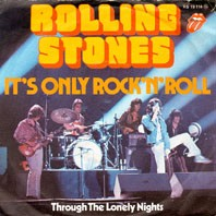 Rolling Stones It's Only Rock and Roll