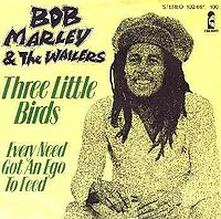 Bob Marley & the Wailers Three Little Birds