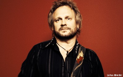 Michael Anthony of Van Halen and Chickenfoot