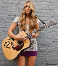 Colbie Caillat with Guitar