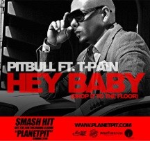 Pitbull Hey Baby Drop It to the Floor T-Pain