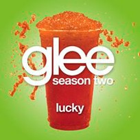 Glee Season Two Lucky