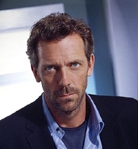 hugh laurie; house