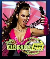 Cell Phone Girl of Who Wants to be a Superhero