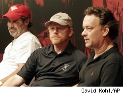 Dennis Miller, Ron Howard, Tom Hanks