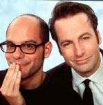 David Cross and Bob Odenkirk